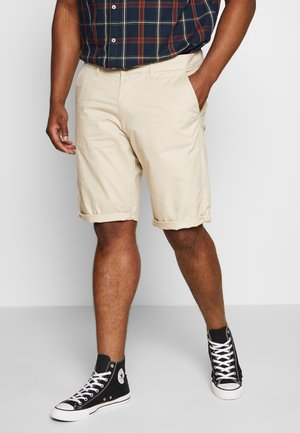 BIG - Shortsit - light beige