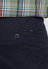 Esprit - BIG - Shorts - navy - 5