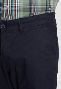 Esprit - BIG - Shorts - navy - 3