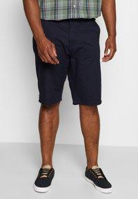 Esprit - BIG - Shorts - navy - 0