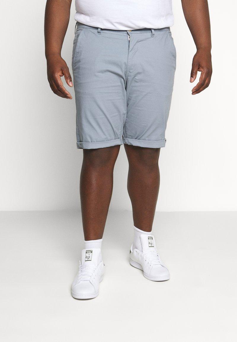 Esprit - BIG - Shorts - grey blue