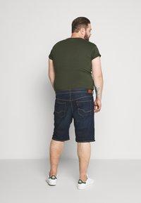 Esprit - BIG - Denim shorts - blue dark wash - 2
