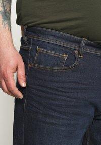 Esprit - BIG - Denim shorts - blue dark wash - 3
