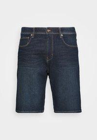 Esprit - BIG - Denim shorts - blue dark wash - 4