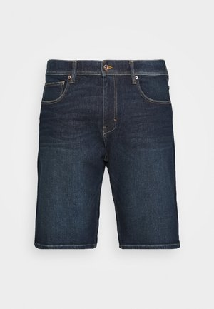 BIG - Farkkushortsit - blue dark wash