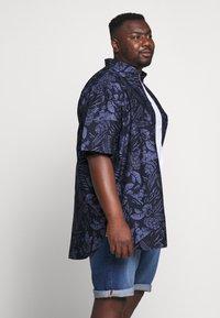 Esprit - BIG - Denim shorts - blue medium wash - 3