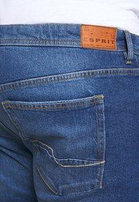 Esprit - BIG - Denim shorts - blue medium wash - 6