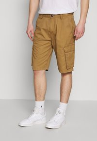 Esprit - Shorts - camel - 0