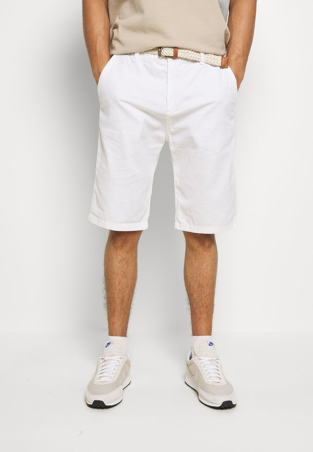 BASIC - Shortsit - white