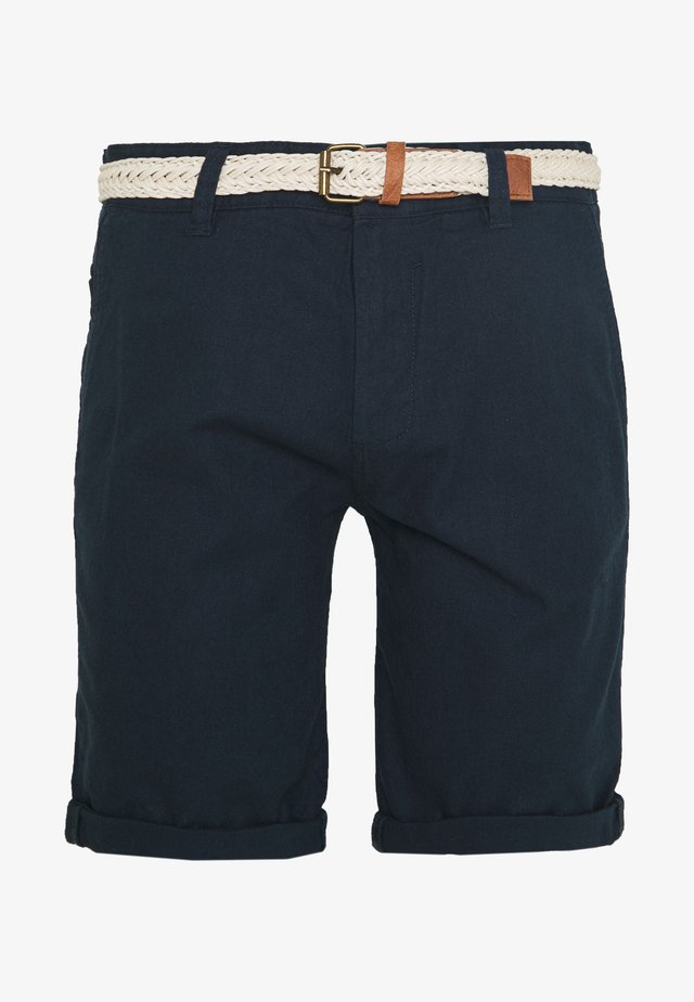 BASIC - Shorts - dark blue