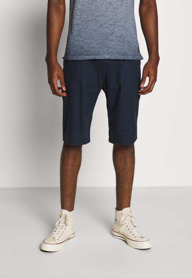 BASIC - Shorts - dark blue