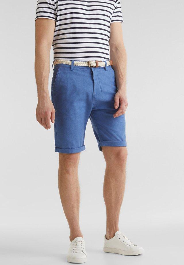 BASIC - Shorts - blue