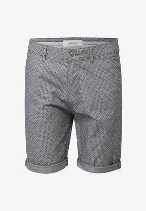 ALLOVER PRINTED SHORTS - Shorts - dark grey