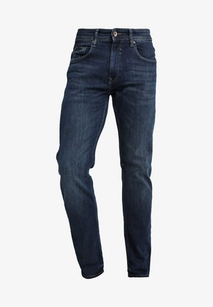 Jeansy Straight Leg - blue medium wash