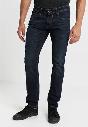 Straight leg -farkut - blue dark wash