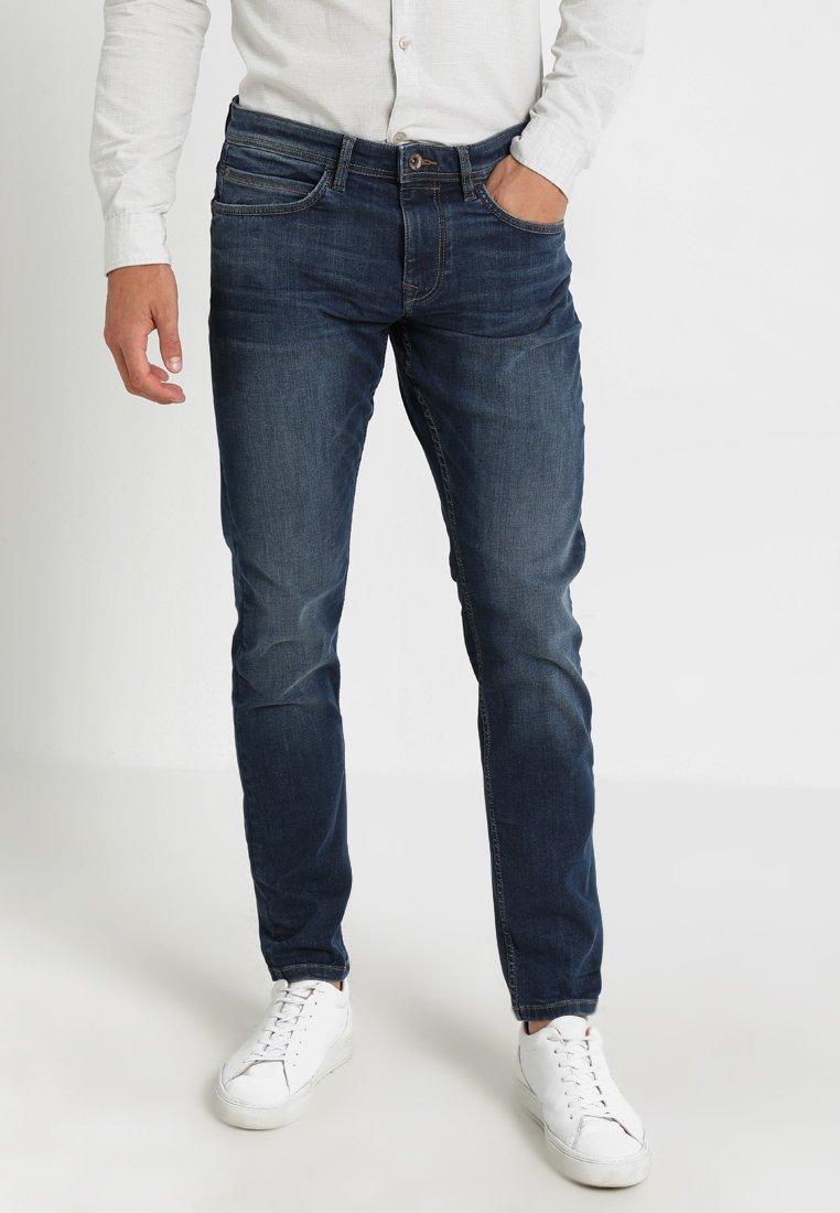 Esprit - DYNAMIC - Jeans Straight Leg - blue medium wash