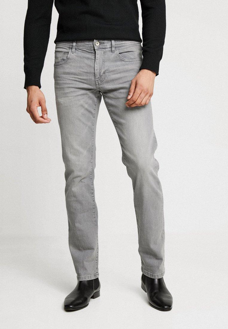 Esprit - Straight leg jeans - grey medium wash