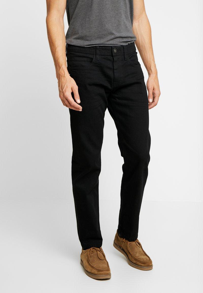 Esprit - Straight leg jeans - black rinse