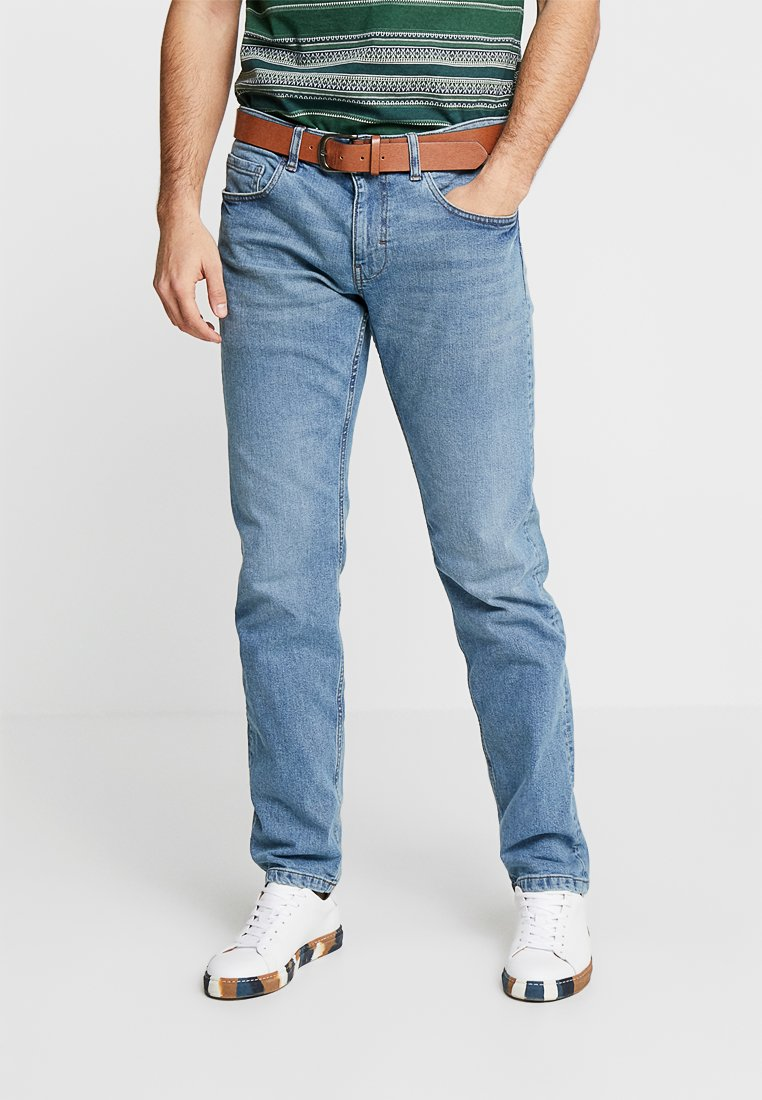 Esprit - Jeans Straight Leg - blue light wash