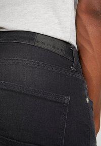 Esprit - Jeans slim fit - black medium wash - 3