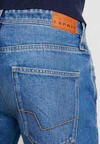 Esprit - Straight leg jeans - blue medium wash - 4
