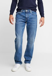 Esprit - Straight leg jeans - blue medium wash - 0