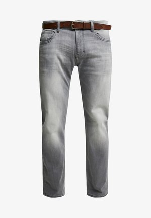 Jeansy Slim Fit - grey medium wash