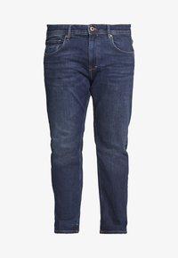 Esprit - BIG - Jeansy Straight Leg - blue medium wash - 4