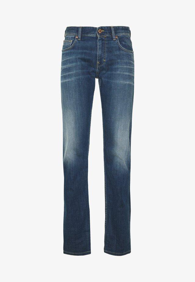 PREMIUM  - Slim fit jeans - blue medium wash