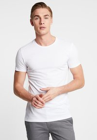 Esprit - Jednoduché triko - white - 0