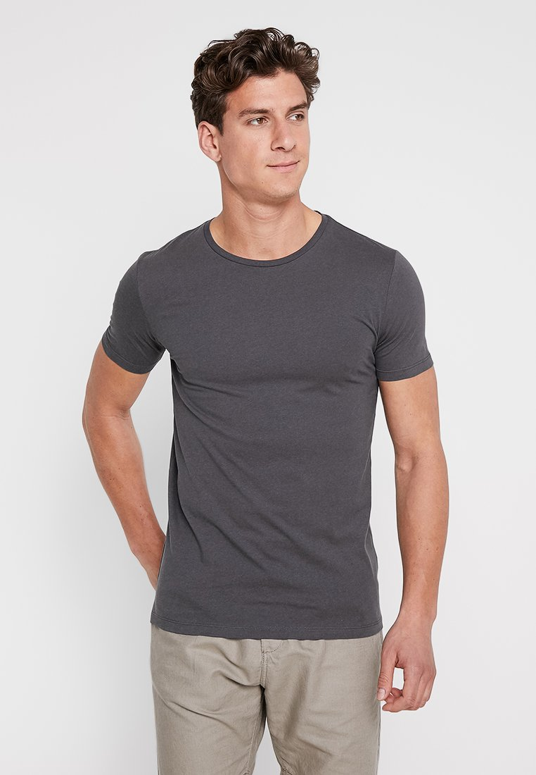 Esprit T-shirt basic - dark grey