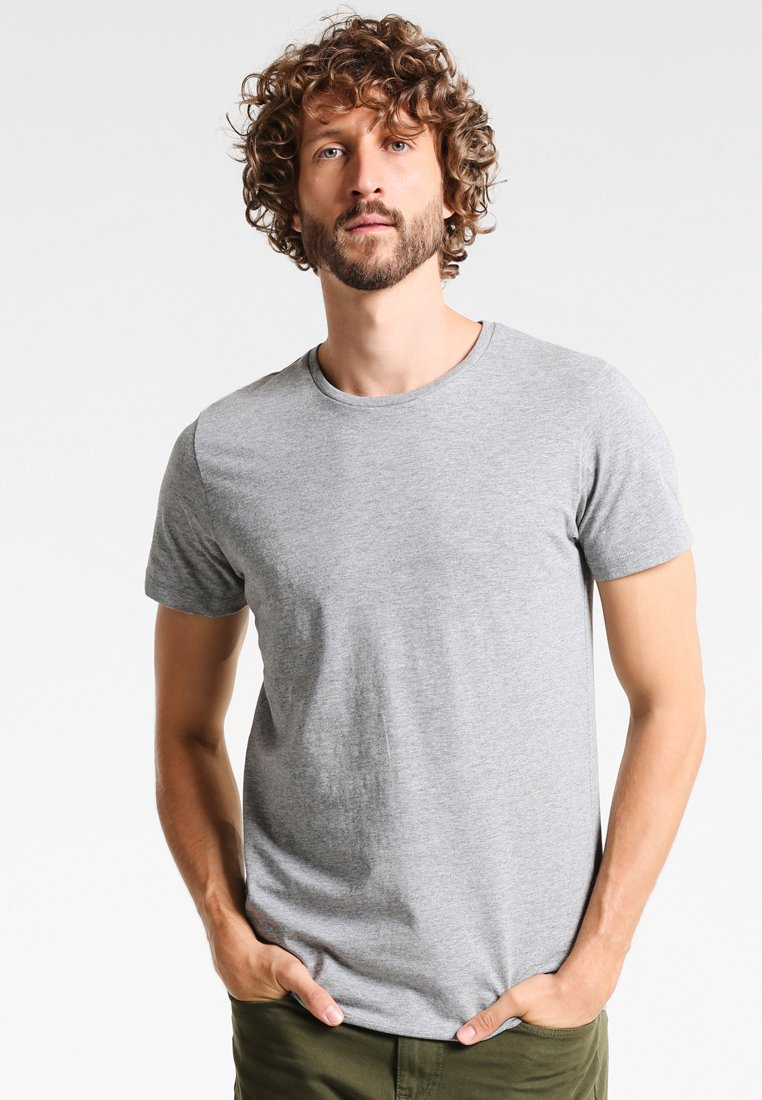 Esprit - T-Shirt basic - medium grey