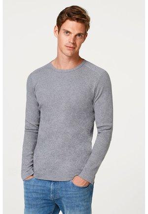 Longsleeve - medium grey