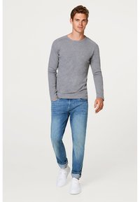 Esprit - Long sleeved top - medium grey - 1