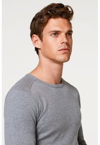 Esprit - Long sleeved top - medium grey - 4