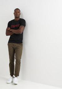 Esprit - NEW ICON - T-shirt print - black - 1