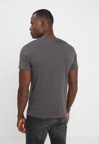 Esprit - NEW ICON - T-shirt print - anthracite - 2