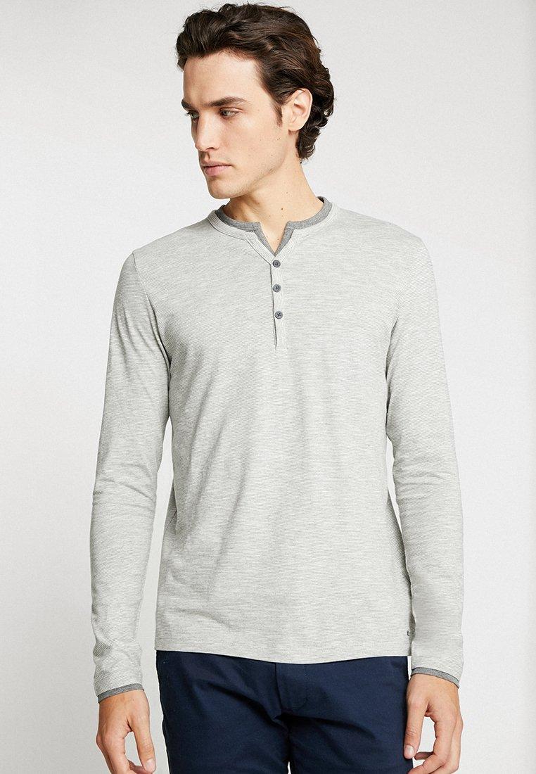 Esprit - Bluzka z długim rękawem - medium grey