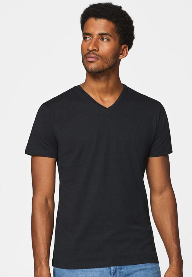 2 shirt Black PackT Esprit Basique xeBCoWrd