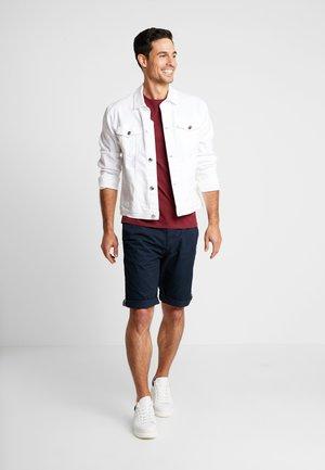 2 PACK - T-Shirt basic - bordeaux red