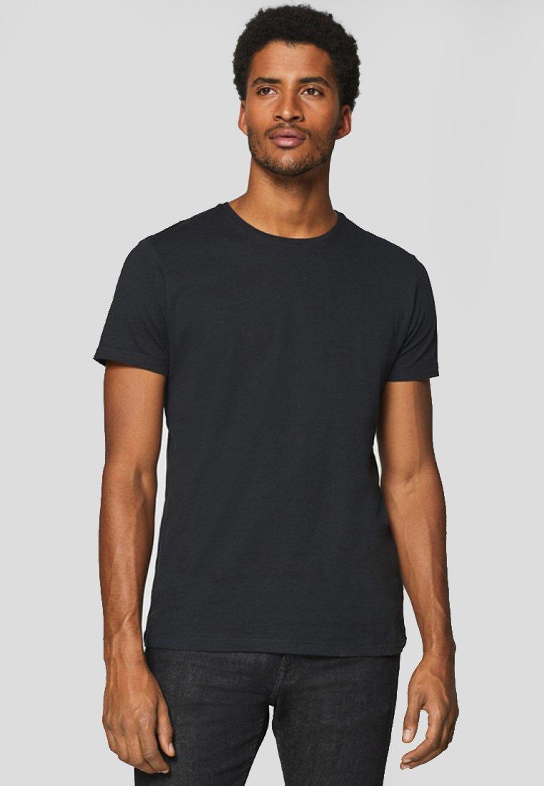 Esprit - 2 PACK - T-shirts - black