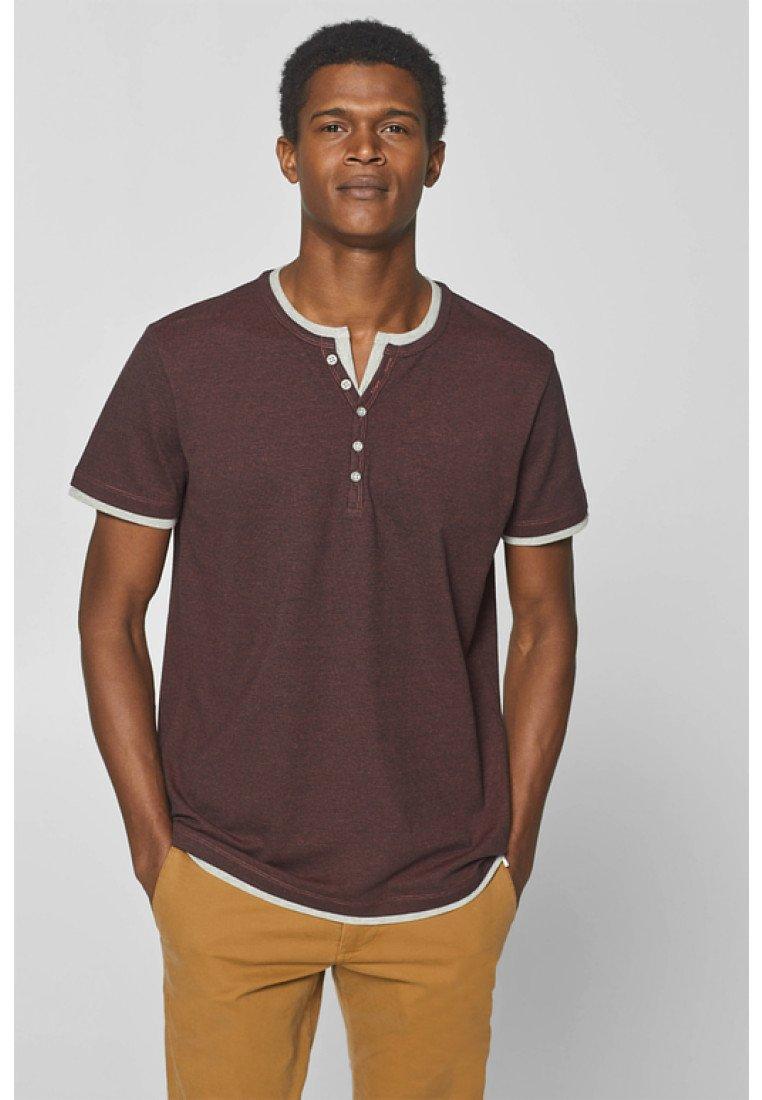 Esprit - Basic T-shirt - blush