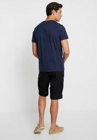 Esprit - FUN - T-shirt con stampa - navy - 2