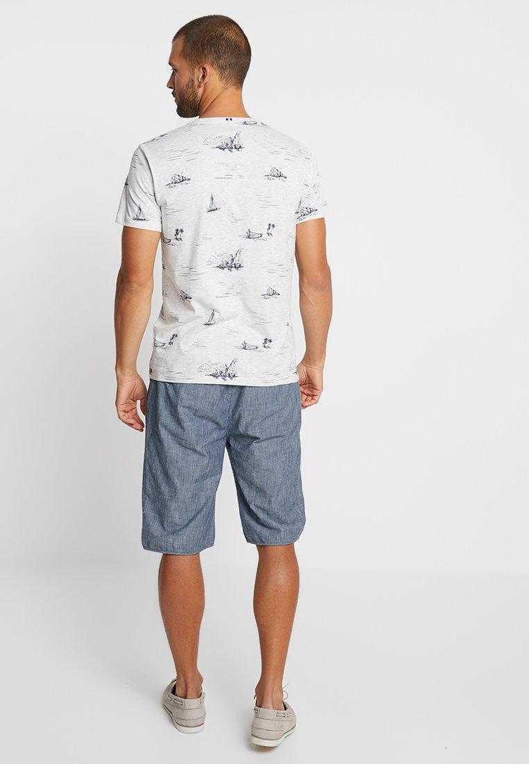 Imprimé FunT Off Esprit shirt White L345ARjq