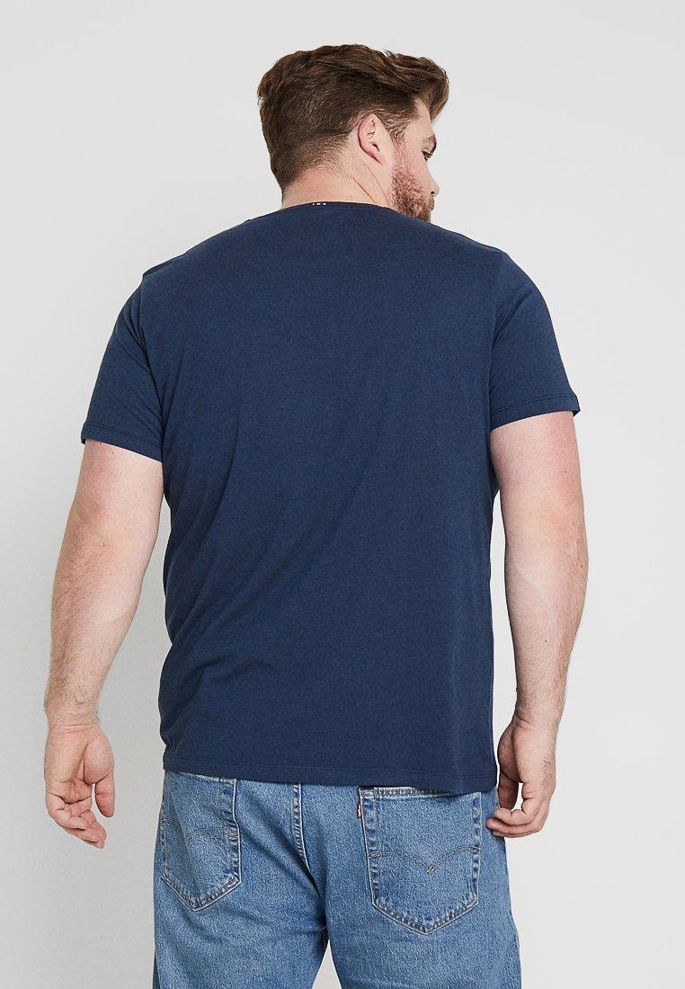 Big Esprit Imprimé shirt SurfboardsT Navy CdoBxe
