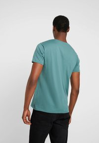 Esprit - ICON 2 PACK - T-shirt print - dusty green - 2