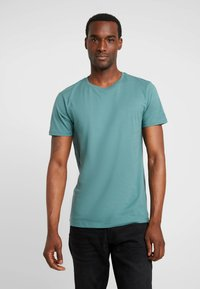 Esprit - ICON 2 PACK - T-shirt print - dusty green - 1