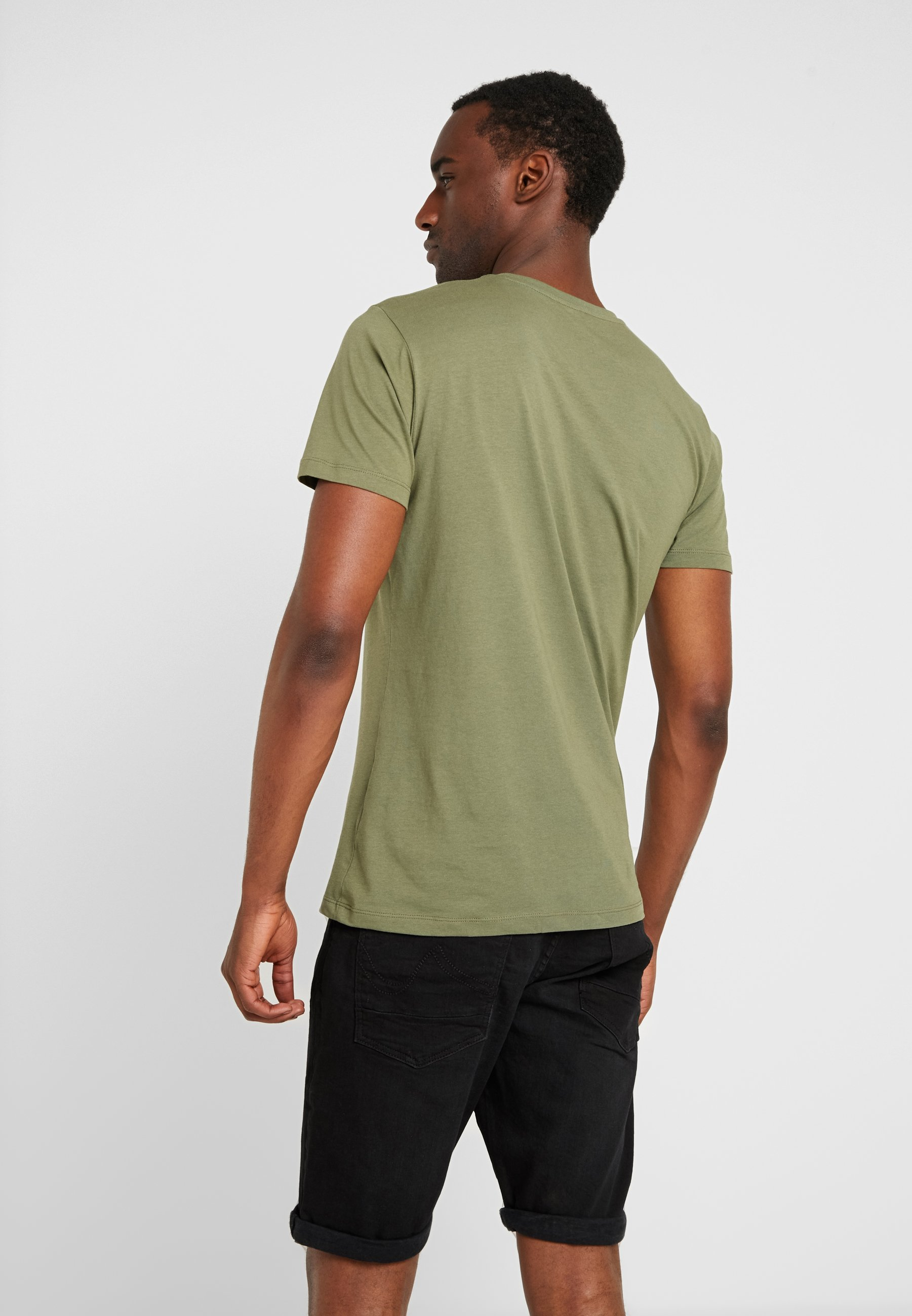 Icon 2 shirt PackT Imprimé Khaki Esprit Green OZTXiulwPk