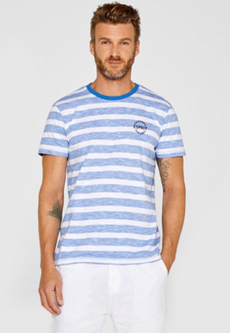 Esprit T ImpriméBlue ImpriméBlue T Esprit Esprit shirt Esprit T ImpriméBlue shirt T shirt L3ARj54