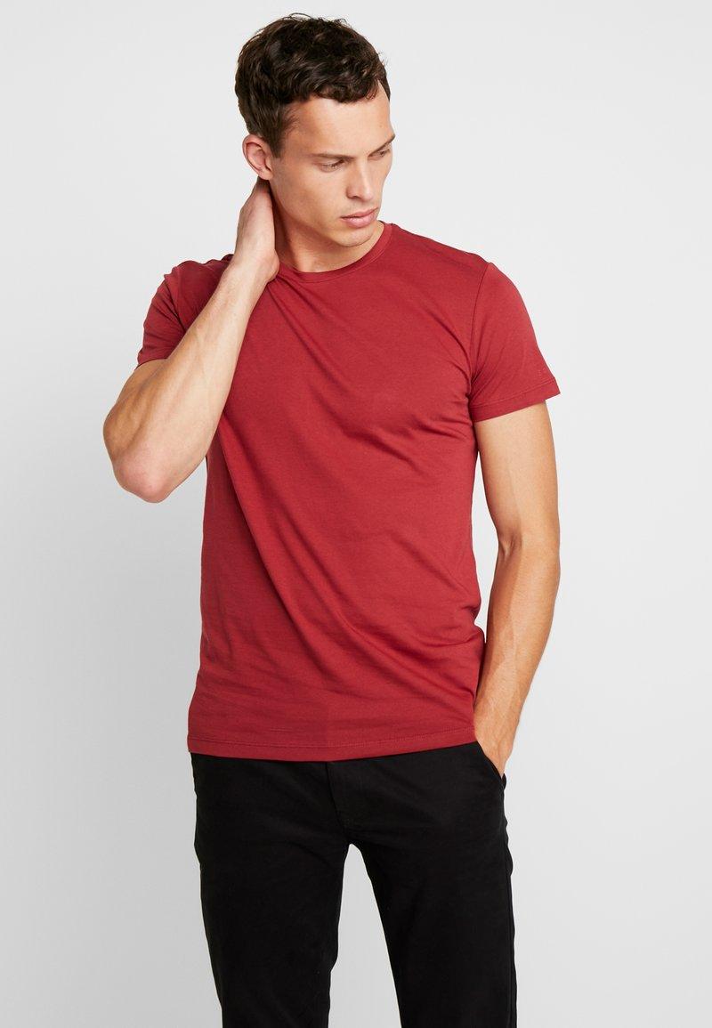 Esprit - T-Shirt basic - bordeaux red